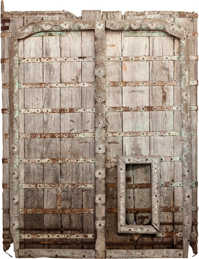 Haveli Indian Doors