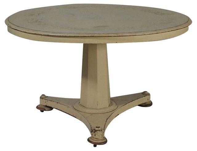 English Tilt-Top Table