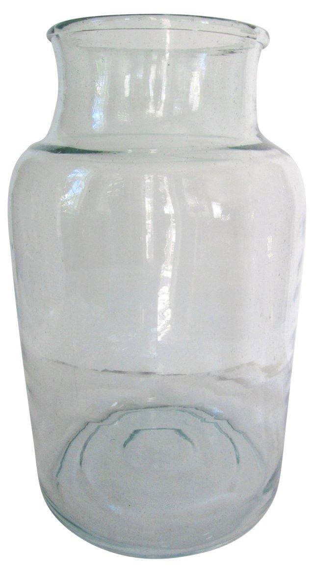 European Pickling Jar