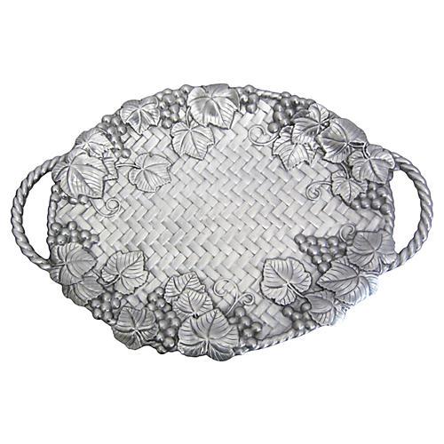 Lenox Fruit Basket Platter