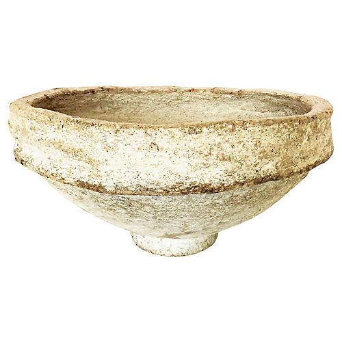 Vintage Turkish Papier-Mâché Bowl