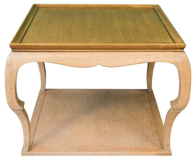 Marge Carson  Side Table