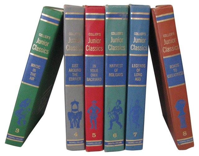 Collier's Junior Classics, S/6