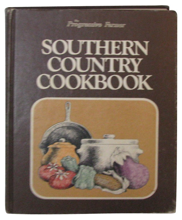 Southern Country Cookbook, 1972