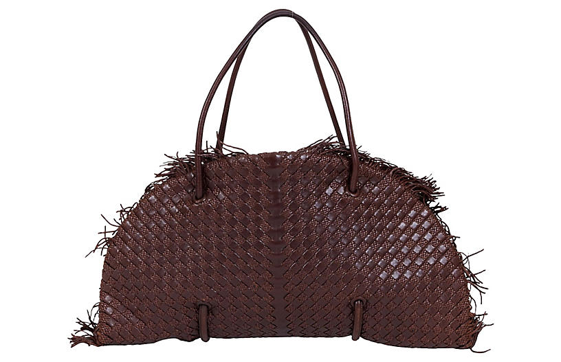 Bottega Veneta Brown Lim. Ed. Tote