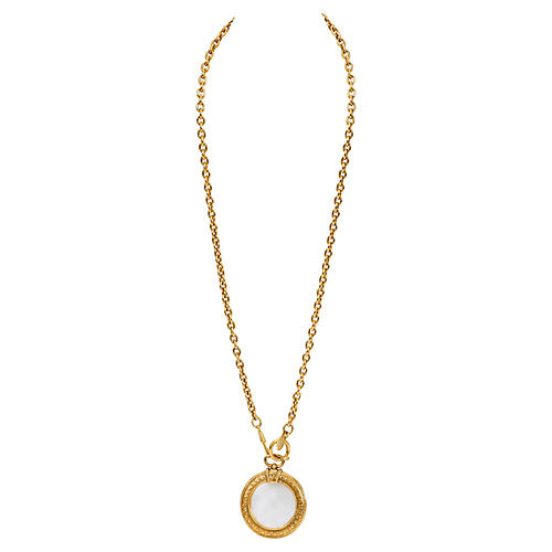 Chanel Magnifier Necklace