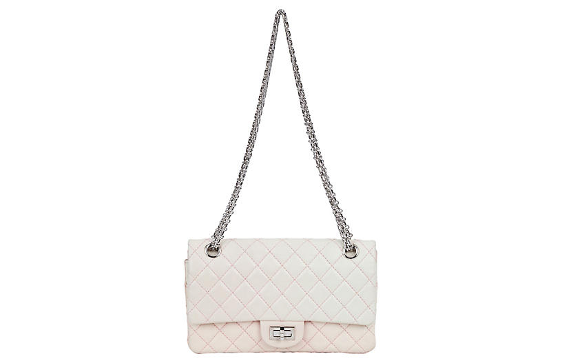 Chanel Degrade Pink Reissue Flap Bag