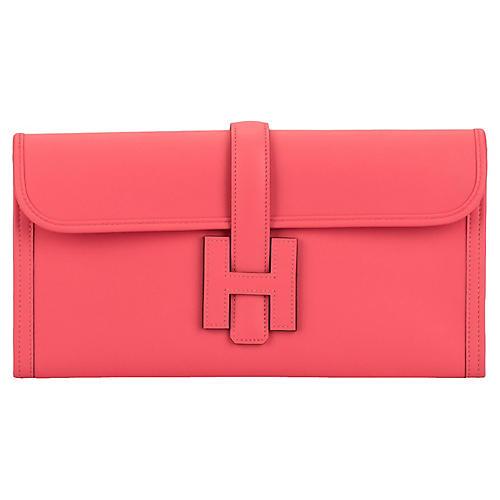 Hermès Rose Azalee Jige Elan