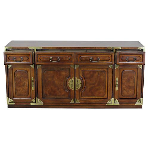 Midcentury Chinoiserie Cabinet