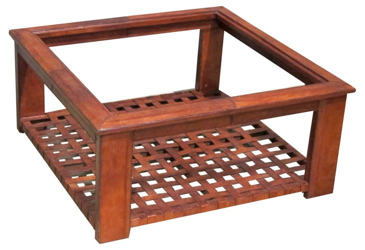 Indian    Coffee  Table Base