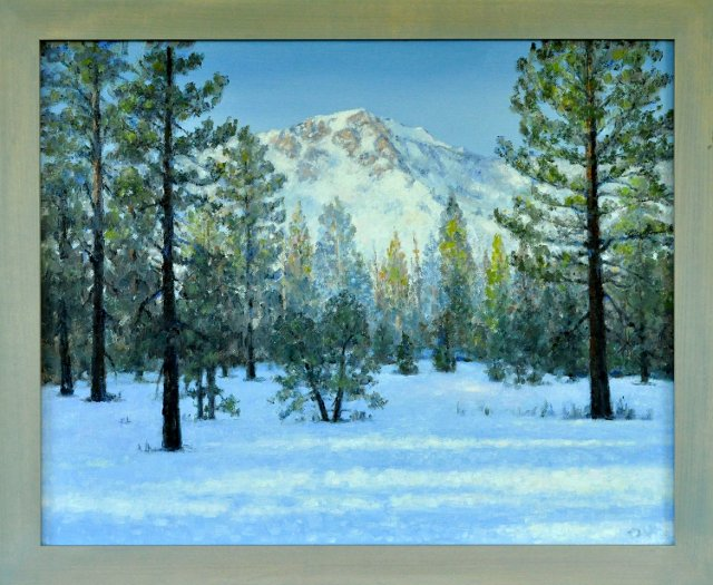Mt. Tallac Tahoe