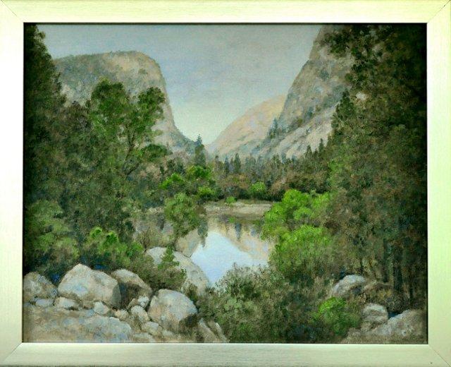 Mirror Lake Yosemite