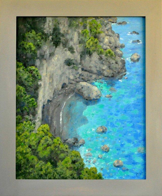 Cove, Amalfi Coast