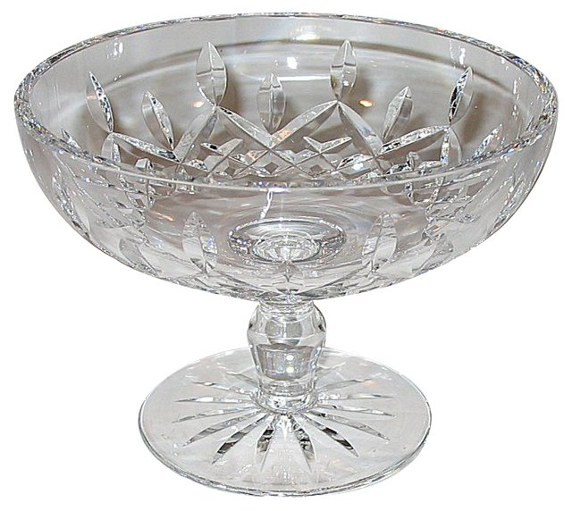 Waterford Lismore Compote