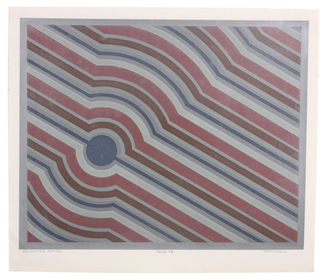 Concentric Stripes