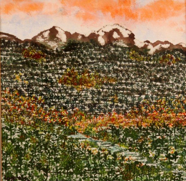 Mountain Sunrise, 1984