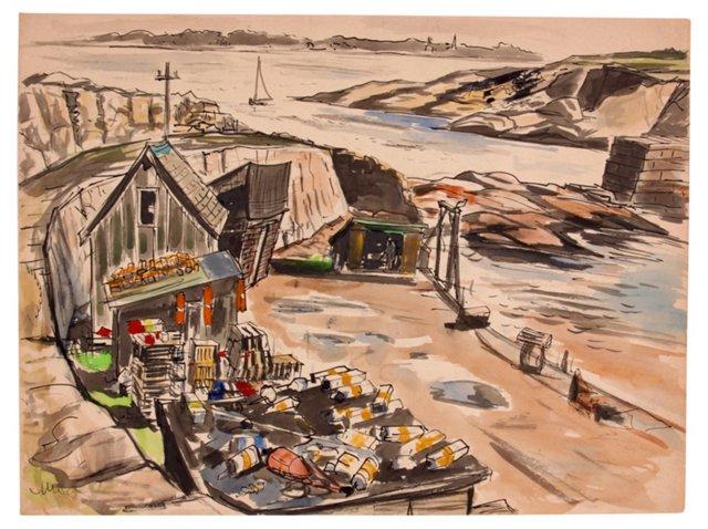Boatyard Vista