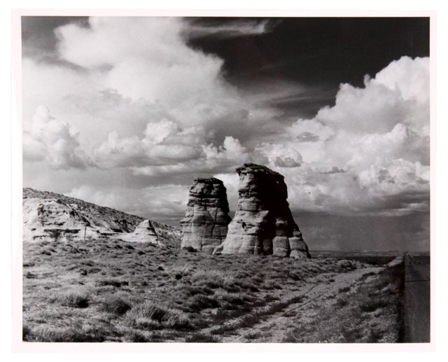 The American West, C. 1950