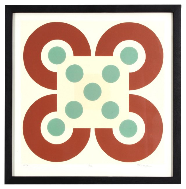 Circle Squared, C. 1960