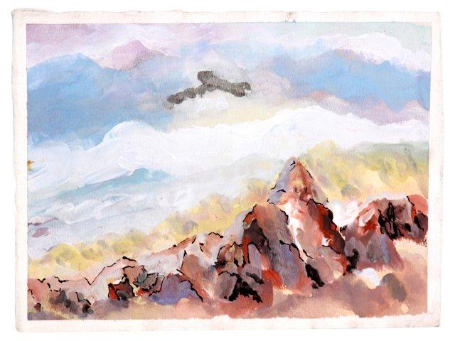 Mountain Peak Impressions