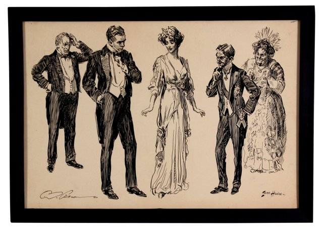 For Your Consideration, C. 1910