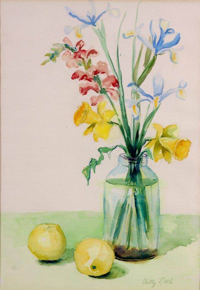 Daffodils & Lemons