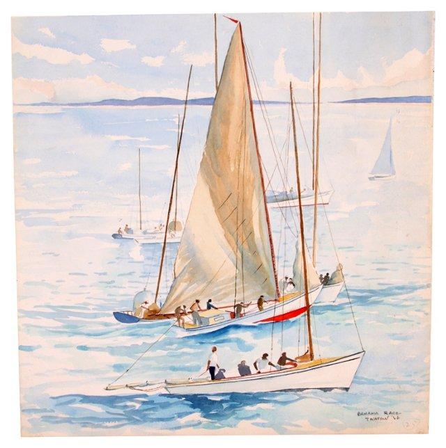 Bahama Race, 1964