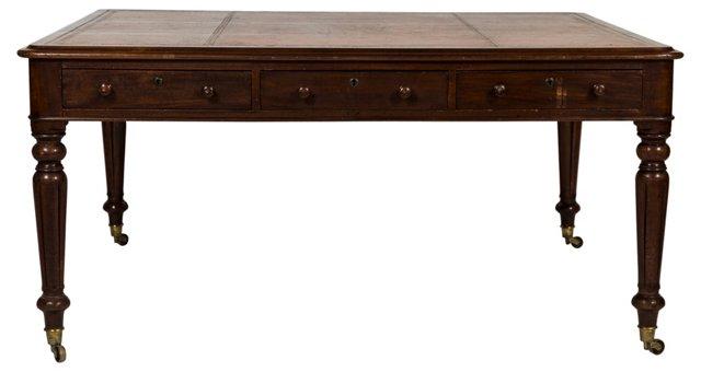 English Partners Desk, C. 1830