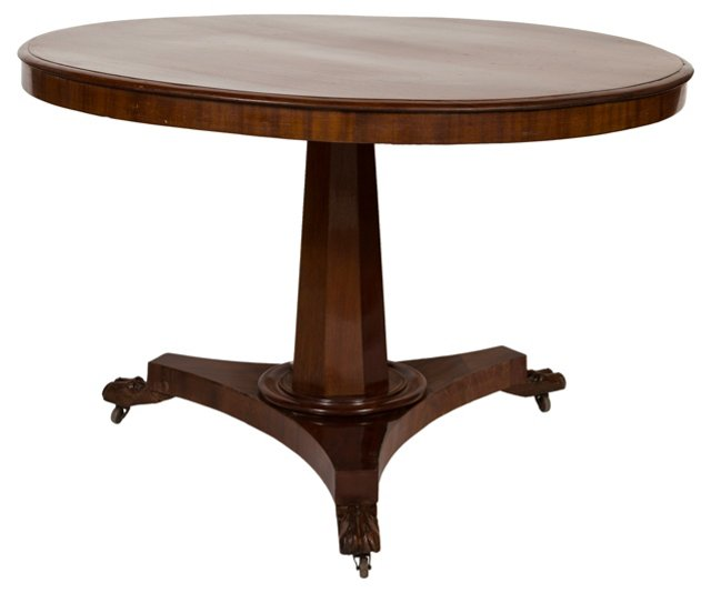 George IV English Table, C. 1810