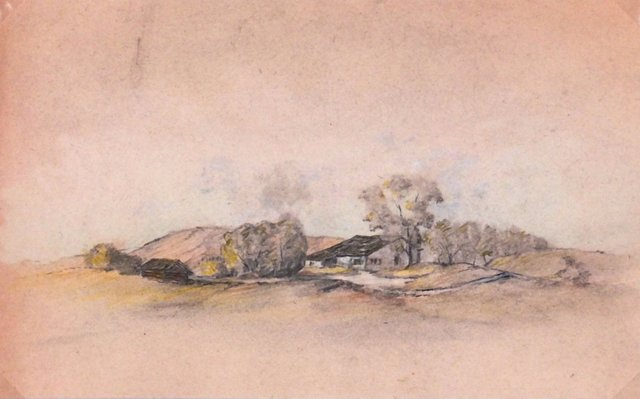 Home on the Hill, C. 1910