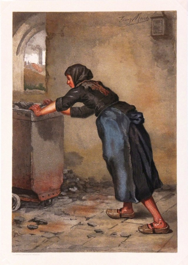 Working Woman, 1890