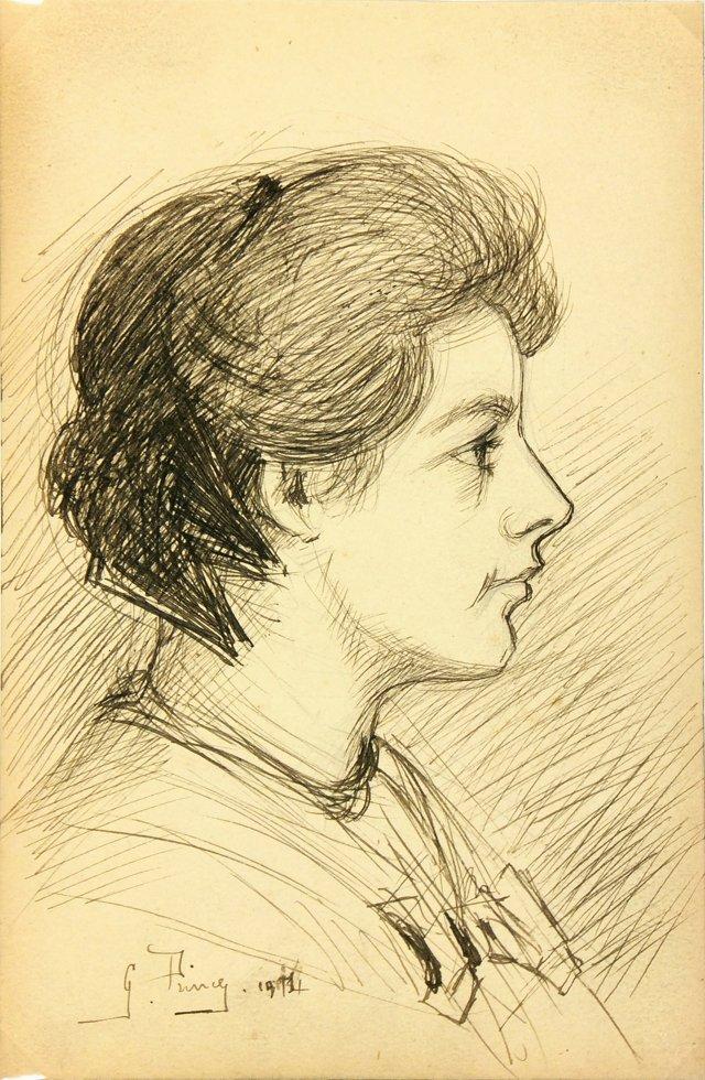 Portrait, 1914