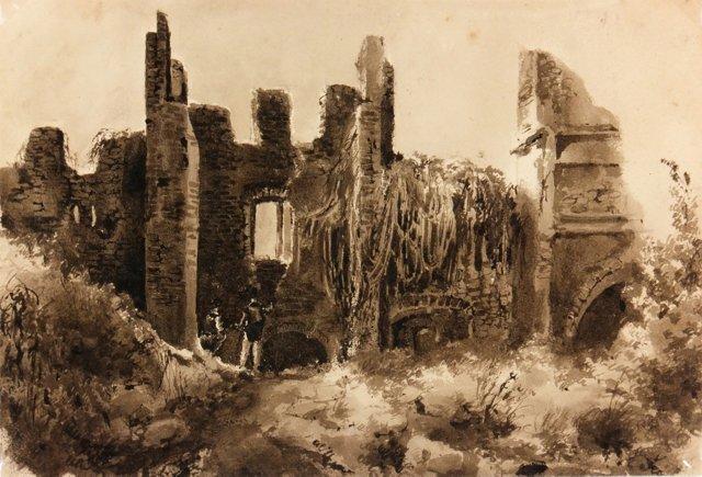 Castle, 1839