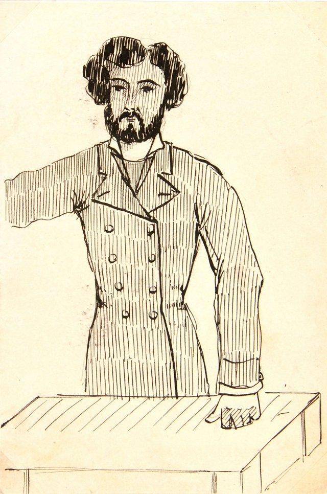 Congressman, C. 1890