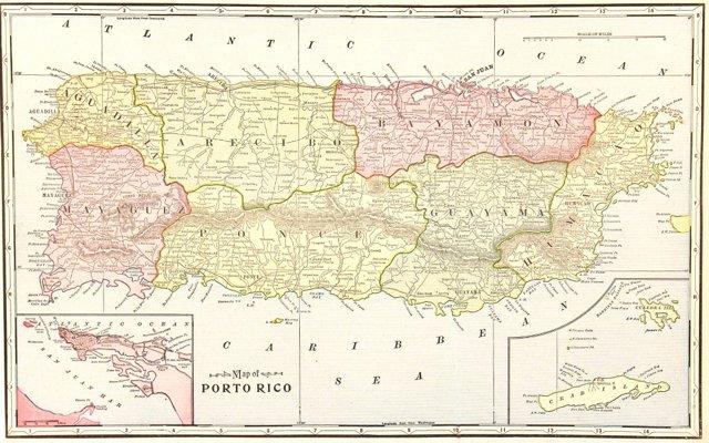 Spanish Puerto Rico, 1883