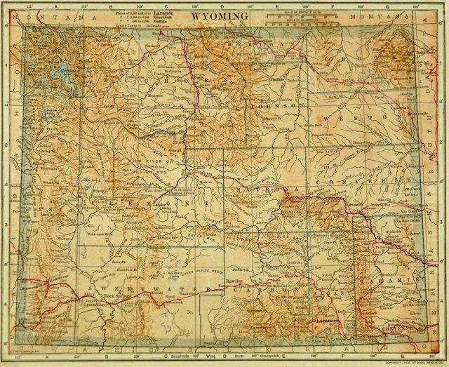 Wyoming State, 1906