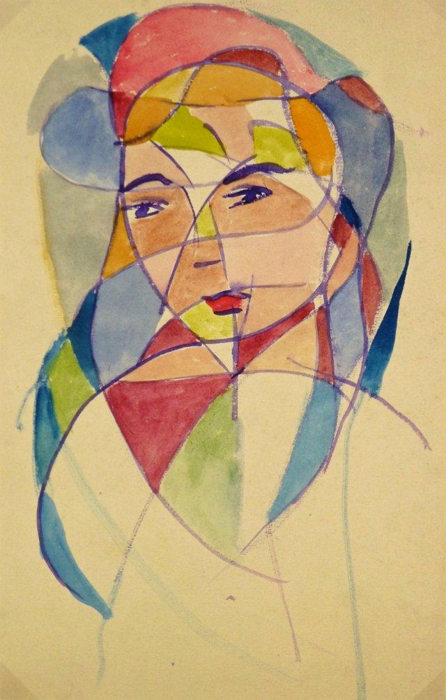Fragments, C.    1960