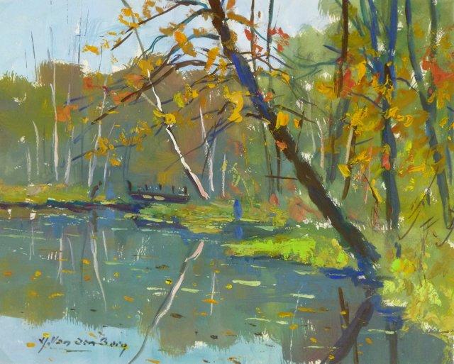Essonne River, C. 1960