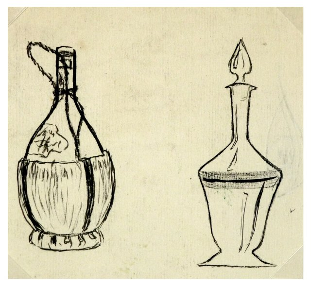 Wine & Decanter, C. 1930