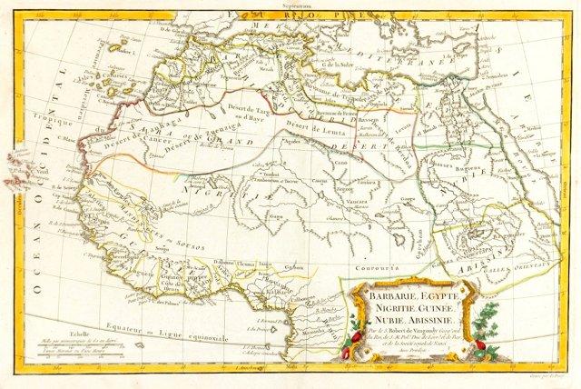 Africa, 1778