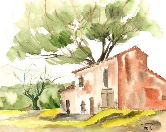 Provence Farm House, 1979