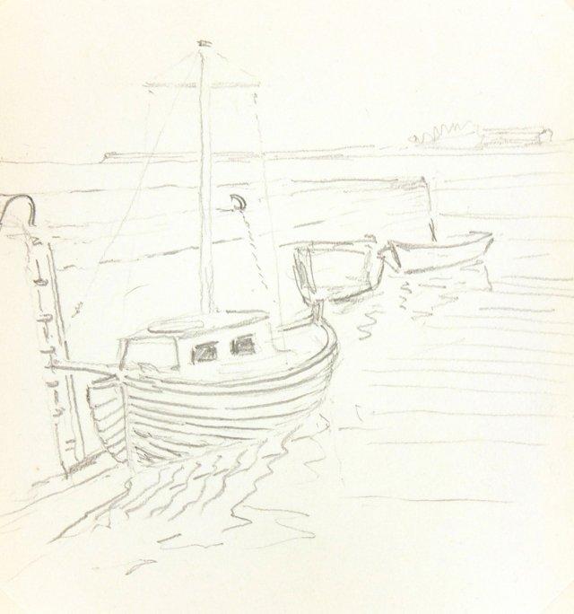 Port, C. 1940