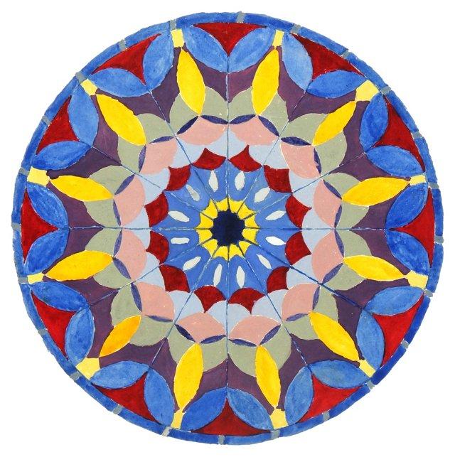 Circular Colors, C. 1920