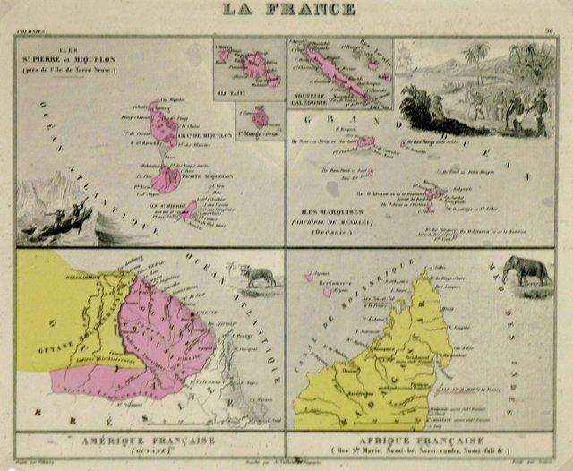 France Overseas, 1876