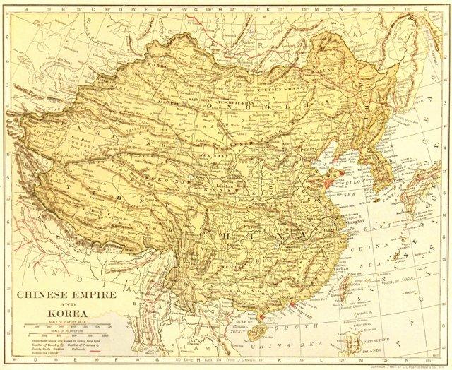 China, 1907
