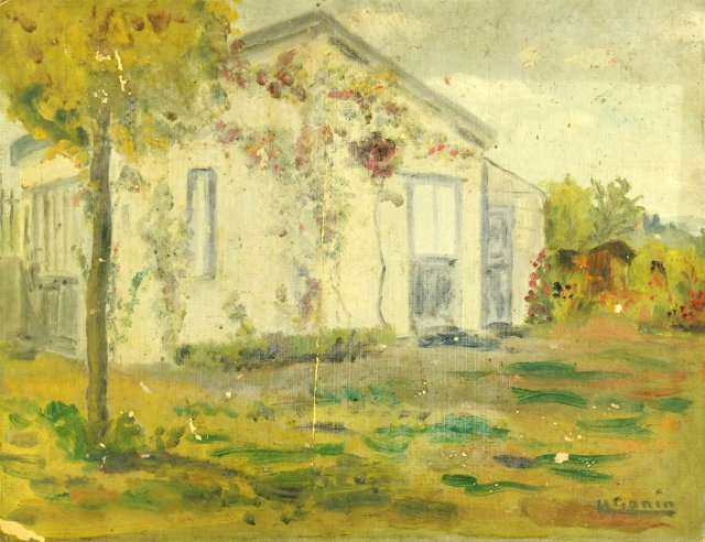 Country Home, C. 1950