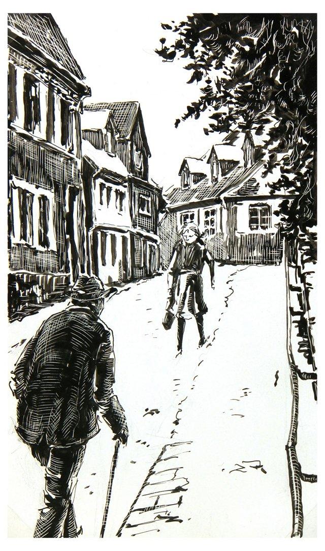 Neighbors, C. 1970