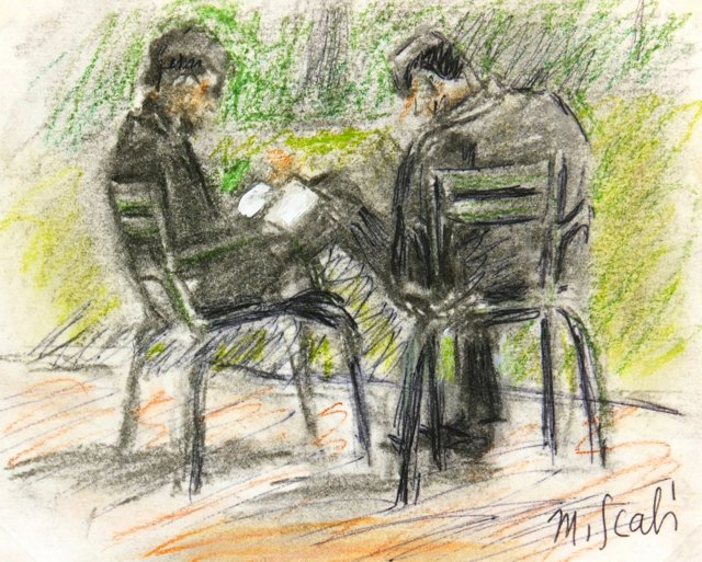 Parisians in the Park
