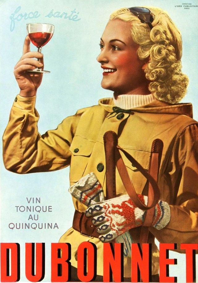 Dubonnet Wines, C. 1930