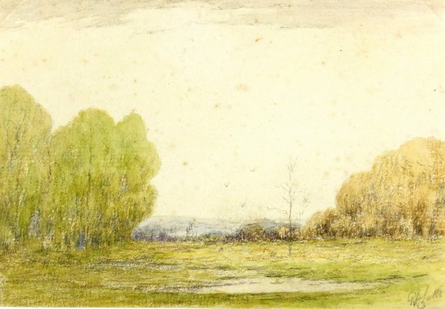 Willows, C. 1950